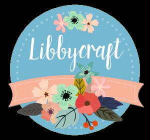 Libbycraft Logo by Cassandra Madge