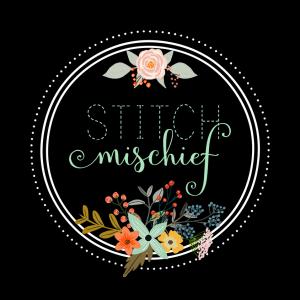 Stitch Mischief Logo by Cassandra Madge