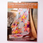 April quilting book review – One Wonderful Curve