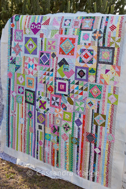 Jessica Gypsy Wife - Juicy Quilting