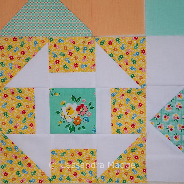 Project 48 Quilt - Cassandra Madge