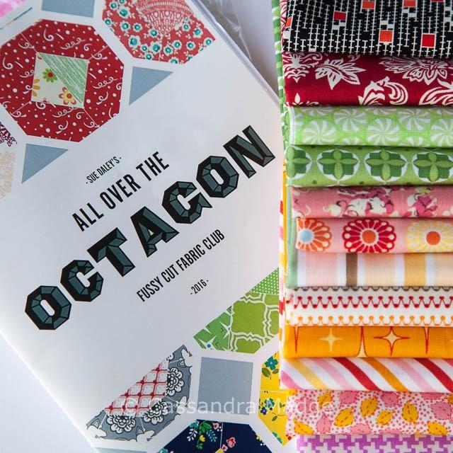 All over the octagon- Cassandra Madge
