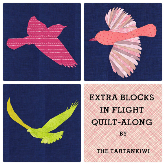 In flight - Tartankiwi Patterns