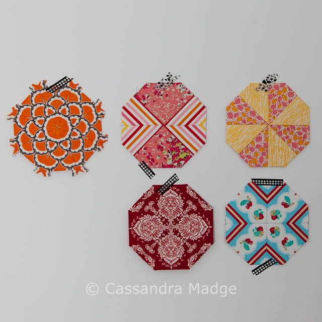 All over the Octagon EPP - Cassandra Madge