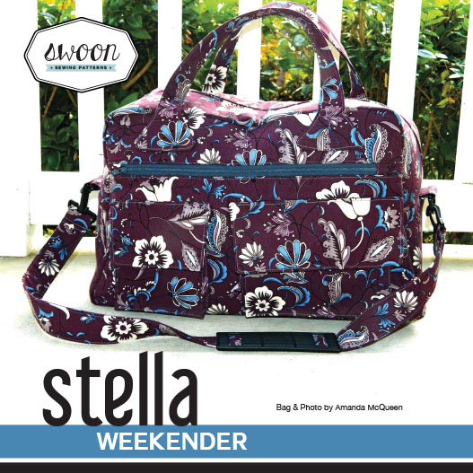 Swoon Patterns Stella Weekender