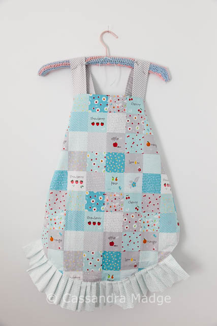 Sweet Orchard Flirty Apron - Cassandra Madge