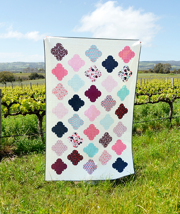 Posy Garden - Sedef Imer - Juicy Quilting