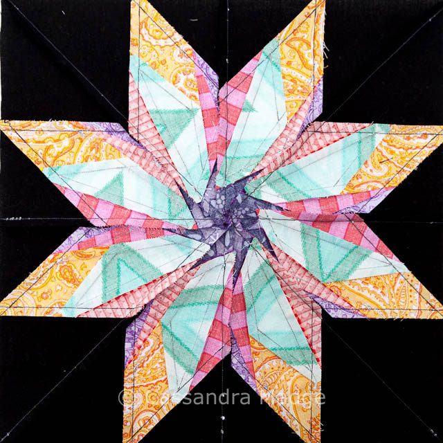 Bird of Paradise Jewel Block - Cassandra Madge
