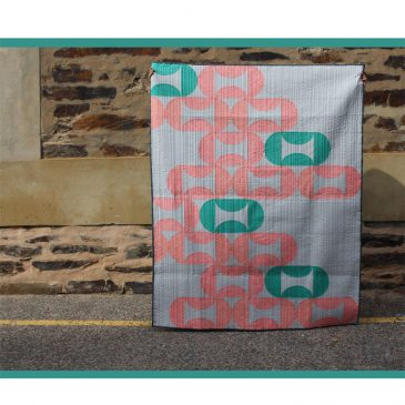 Antics – a Modern Quilt Guild pattern