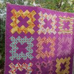 Vintage Berry Tart Quilt – 2017 Finish