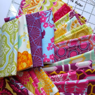 How to get more quilting done – simple organisational ideas.
