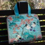 Maker's Tote with an Asian flair