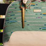 Cotton & Steel Boronia Bowler Handbag
